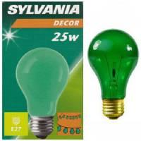 Green Bulb Sylvania  - 25W