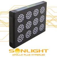Led Apollo PLUS Hyperled Sonlight 12 (192x3w) 576W - Agro