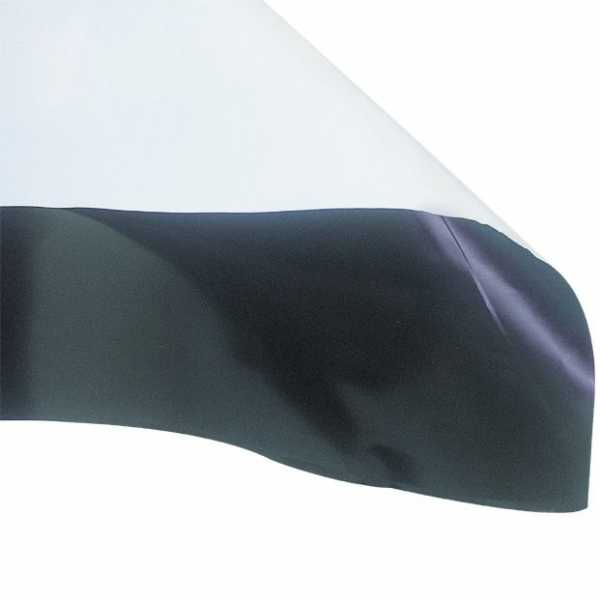 Black And White Sheeting 6 X 2mt