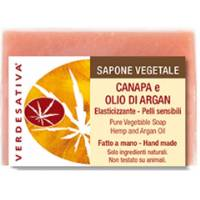 Verdesativa - Hemp and Argan Soap