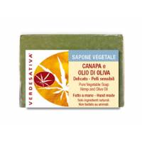 Verdesativa - Hemp and Olive Oil Soap