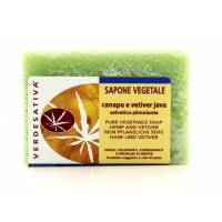 Verdesativa - Hemp and Vetiver Soap