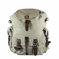 Pure - HF 4 Front-pockets Backpack - Camel