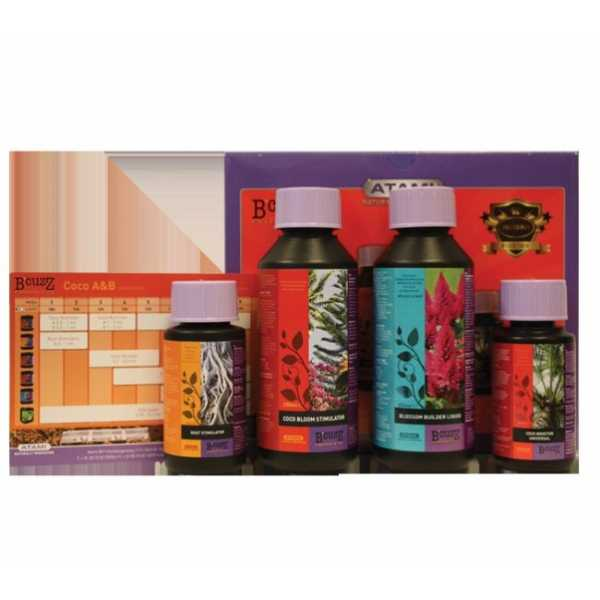 B'Cuzz Coco Booster Pack - Atami - Growth & Bloom