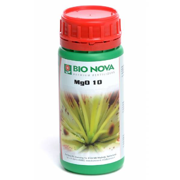 Bionova MgO with magnesium 250 ml