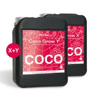 CellMax Coco Grow X+Y 2x5L