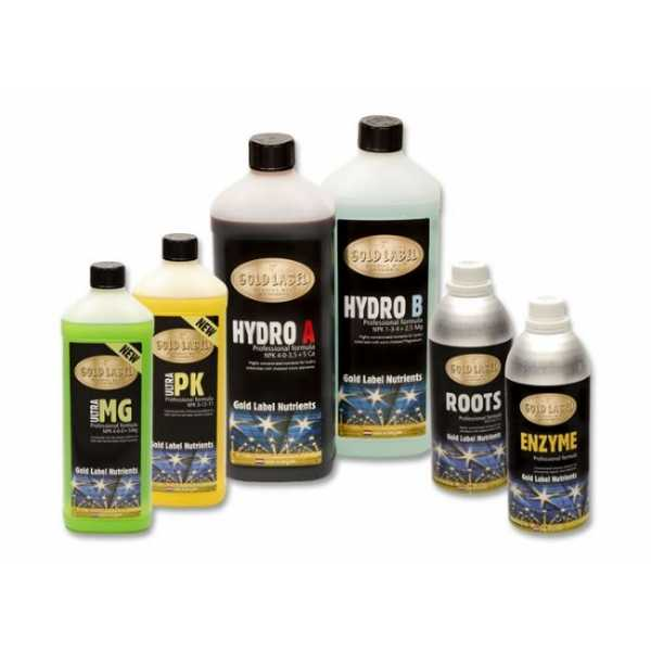 Mega Pack - Gold Label Hydro