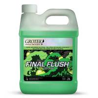 Grotek Final Flush Green Apple 1lt