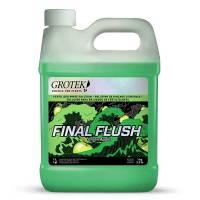 Grotek Final Flush Green Apple 4L