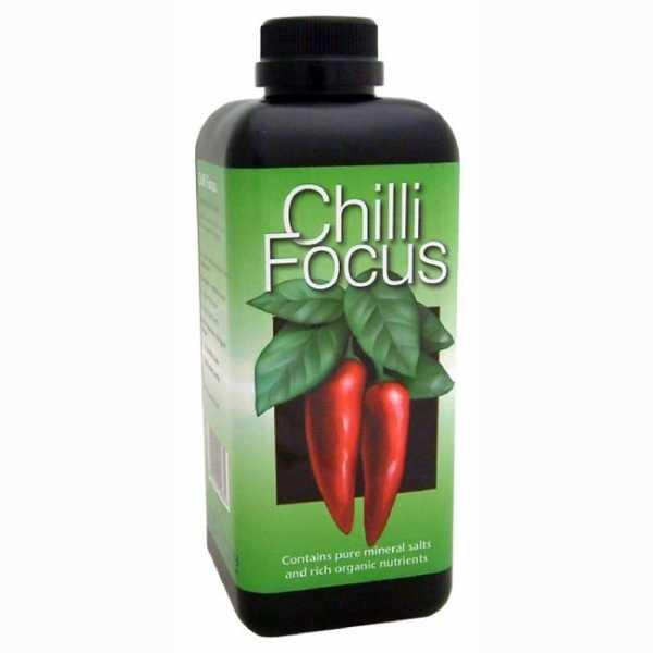 Chilli Focus 1L - Grow Technology