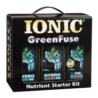 Growth Technology - IONIC Nutrient Starter Kit (Hydro, Coco, Soil)