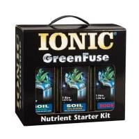 Growth Technology - IONIC Nutrient Starter Kit - SOIL