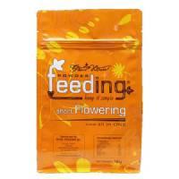 Green House - Short Flowering Powder Feeding - Nutrition in powder - 10gr