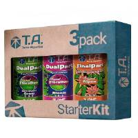 Starter Kit Dual Part + FinalPart (ex Ripen) HW 3x500ml - Terra Aquatica by GHE