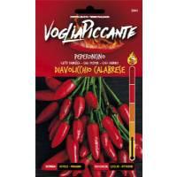 VogliaPiccante Pepper Seeds - Diavolicchio Calabres
