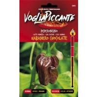 VogliaPiccante Pepper Seeds - Habanero Chocolate