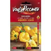 VogliaPiccante Pepper Seeds - Habanero Lemon