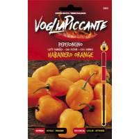 VogliaPiccante Pepper Seeds - Habanero Orange