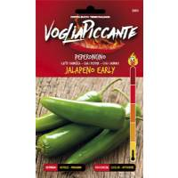 VogliaPiccante Pepper Seeds - Jalapeno Early