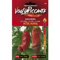 VogliaPiccante Pepper Seeds - Peter Pepper