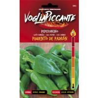 VogliaPiccante Pepper Seeds - Pimiento De Padròn