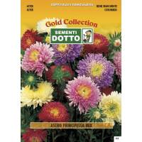 Aster Princess - Gold Seeds by Sementi Dotto