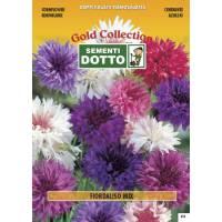 Cornflower (Centaurea cyanus)  - Gold Seeds by Sementi Dotto 3.3gr