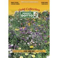 Dwarf Flowers Mix - Gold Seeds by Sementi Dotto 0.46gr