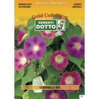 Morning Glory (Ipomea Purpurea) mix - Gold Seeds by Sementi Dotto 5gr