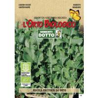 GARDEN ROCKET 4,5gr - Bio Garden Seeds by Sementi Dotto