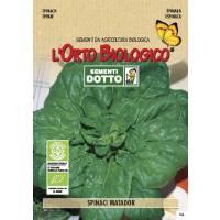 SPINACH MATADOR  3,9gr  - Bio Garden Seeds by Sementi Dotto