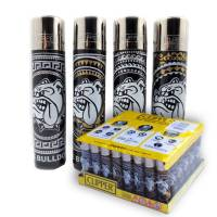 The Bulldog Clipper Inca | Lighters | BOX 48pcs