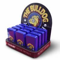 The Bulldog - Zippo Blue Lighter