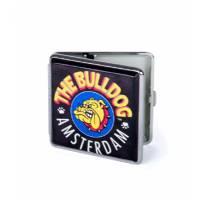The Bulldog - Cigarette Case Logo
