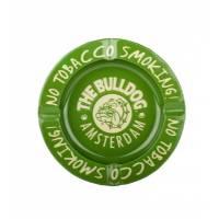 The Bulldog - No Tobacco - Tin Ashtray