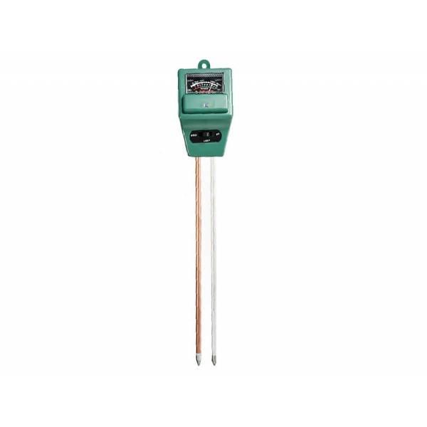 PH/humidity/lumens Analogue Meter