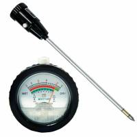 Soil PH and Moisture Meter Tester by Wessertech