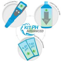 Advanced pH Test Kit – Digital pH Meter