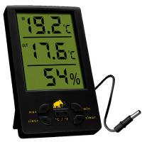 Mammoth Digital Thermo-Hygrometer XXL