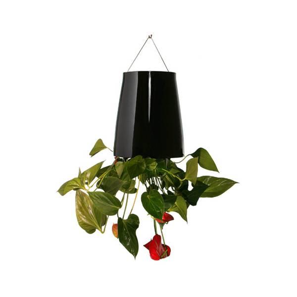boskke sky planter m black. Black Bedroom Furniture Sets. Home Design Ideas