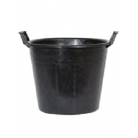 Bucket with handles 110L 66x60x50cm