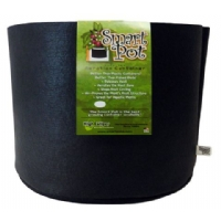 Black Smart Pot 38L container